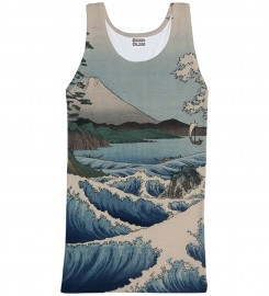 Mr. Gugu & Miss Go, The Sea of Satta tank-top Miniatura $i