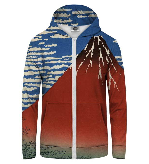 Fuji Zip Up Hoodie Miniature 1