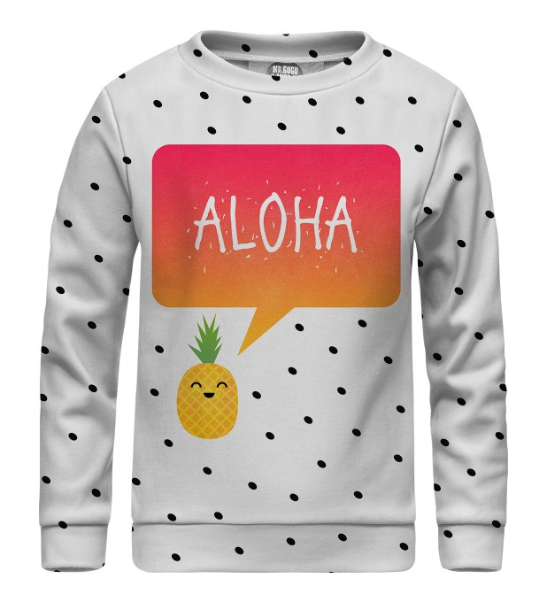 Aloha sweater for kids Miniature 1