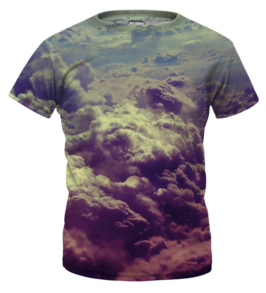 Mr. Gugu & Miss Go, Clouds t-shirt for kids Image $i