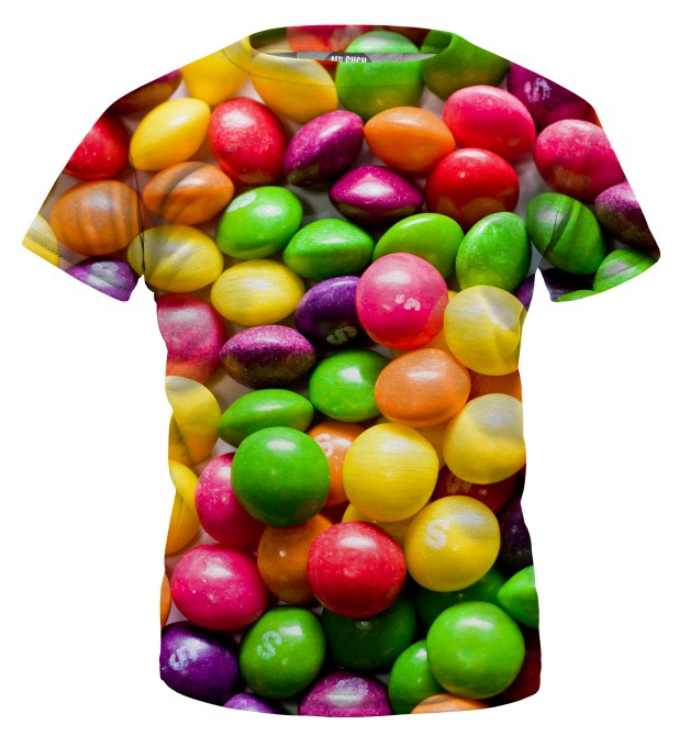 Sweets t-shirt for kids Thumbnail 1