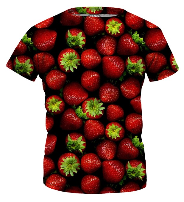 Strawberries t-shirt for kids Thumbnail 1