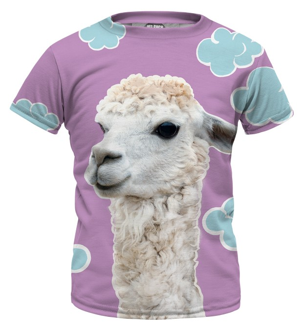 Lama t-shirt for kids Miniatura 1
