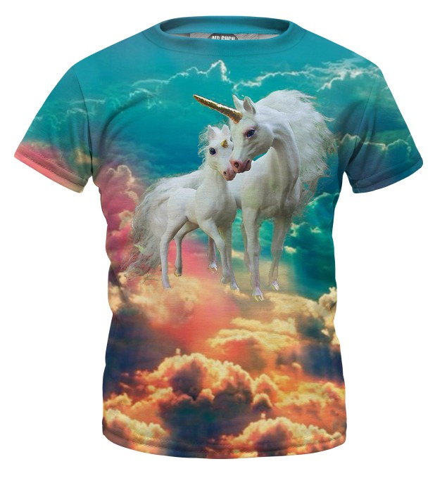 Unicorn family t-shirt for kids аватар 1