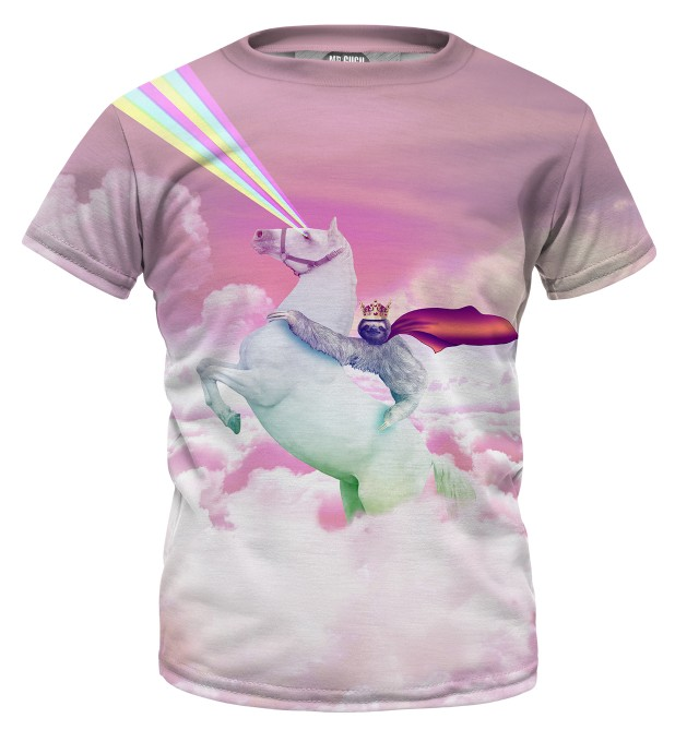 Utopia t-shirt for kids Thumbnail 1