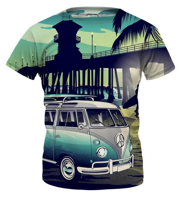 California t-shirt for kids Miniature 1