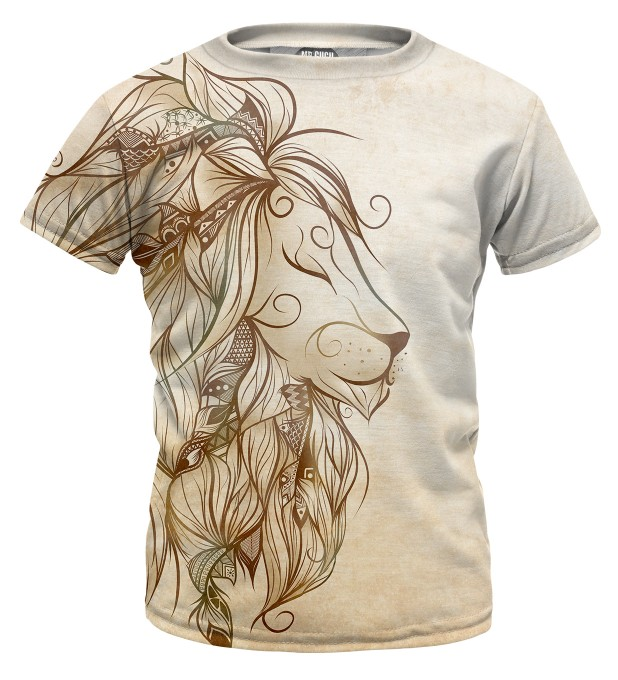 Golden Lion t-shirt für Kinder Miniaturbild 1