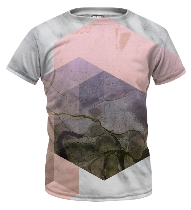 Marble River  t-shirt for kids Miniature 1