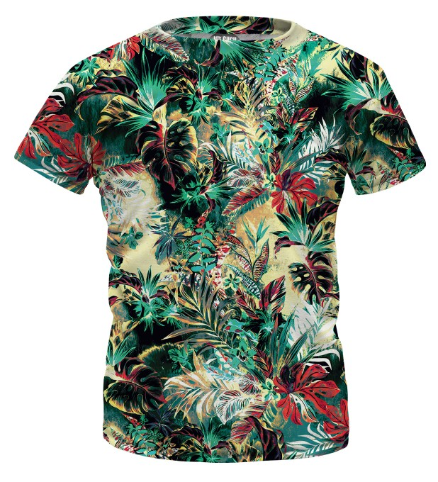 Tropical Jungle t-shirt für Kinder Miniaturbild 1