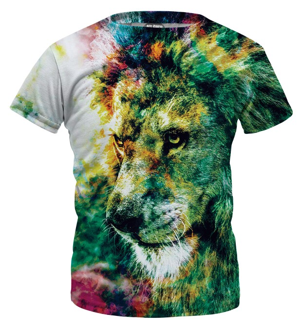 King of Colors t-shirt für Kinder Miniaturbild 1