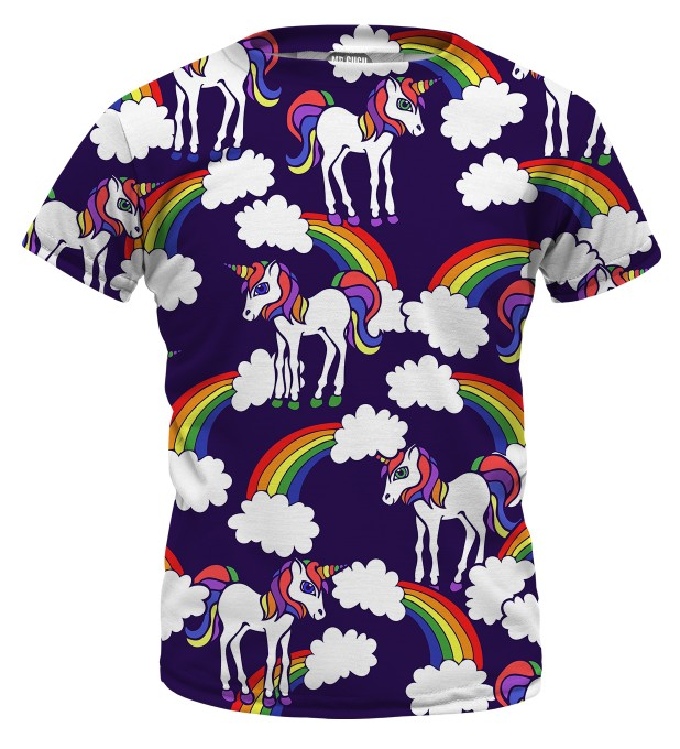 Rainbow Unicorns t-shirt für Kinder Miniaturbild 1