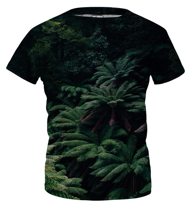 Jungle t-shirt for kids Miniature 1