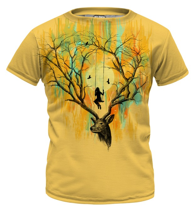 Deer Fantasies t-shirt for kids Miniature 1
