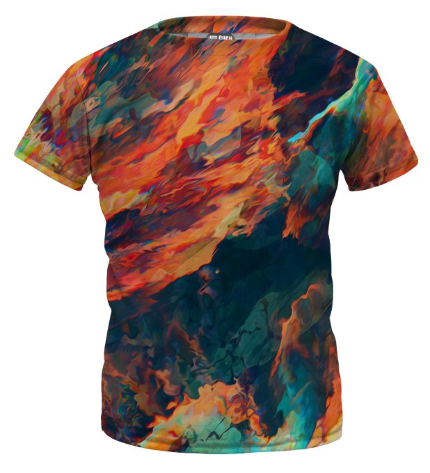 Sky is burning t-shirt für Kinder Miniaturbild 1
