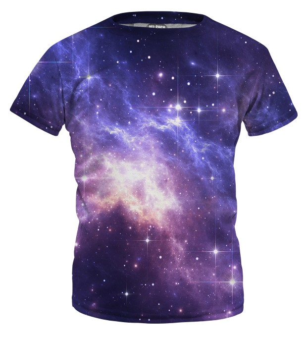Lightning in Space t-shirt für Kinder Miniaturbild 1