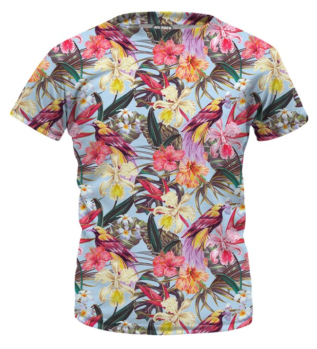 Tropical Beauty t-shirt für Kinder Miniaturbild 1