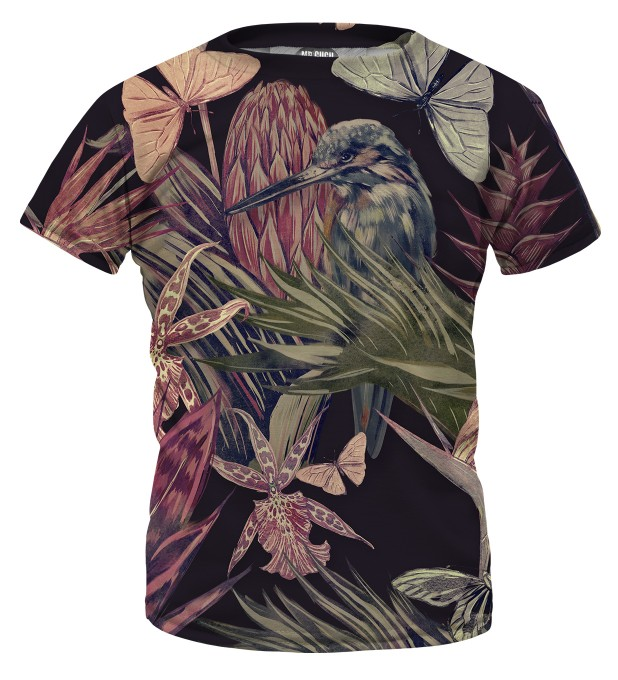 Jungle Bird t-shirt für Kinder Miniaturbild 1