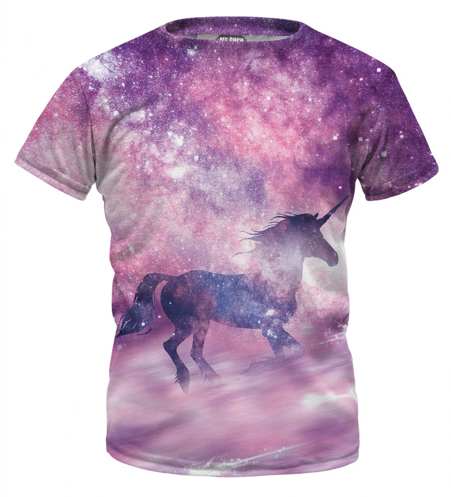 Mr. Gugu & Miss Go, Unicorn Shadow t-shirt for kids Imagen $i