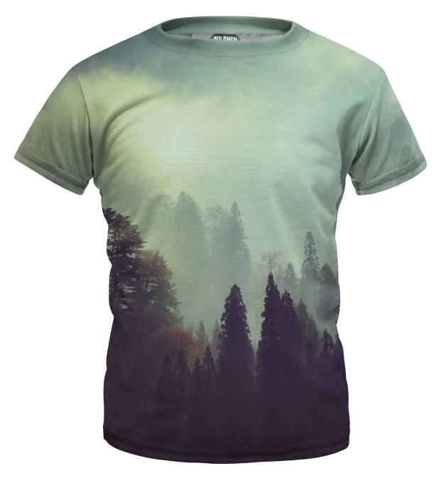 Old Forest t-shirt für Kinder Miniaturbild 1