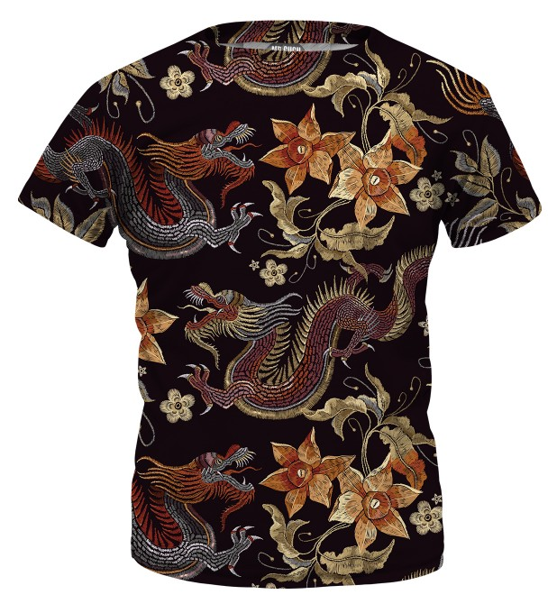 Japanese Dragon t-shirt for kids Miniature 1