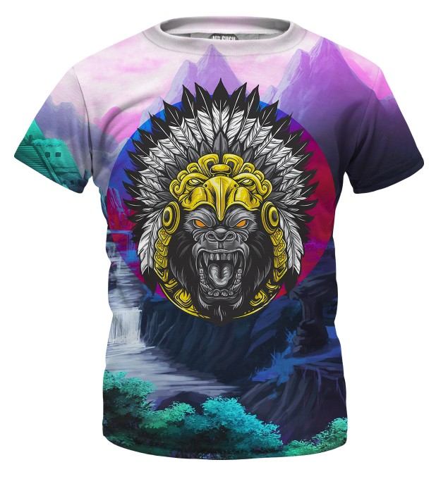 Aztec King t-shirt for kids аватар 1