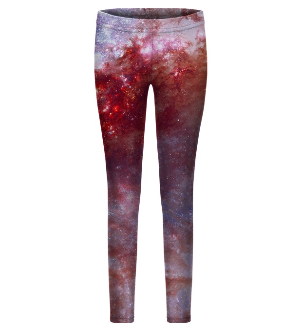 Red Nebula leggings for kids аватар 1