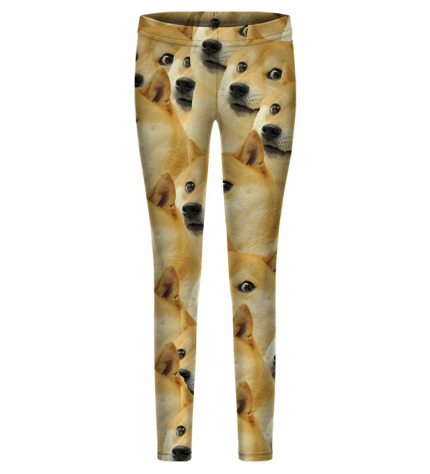 Doge leggings for kids Thumbnail 1