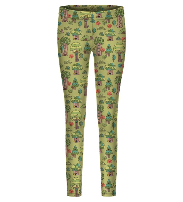 Hundre Acre Wood leggings for kids Thumbnail 1