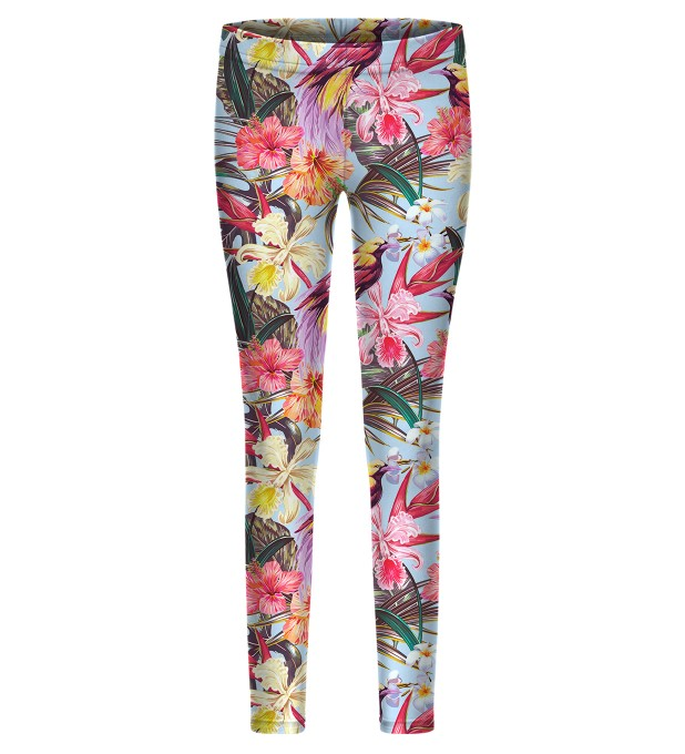 Tropical Beauty leggings for kids Thumbnail 1