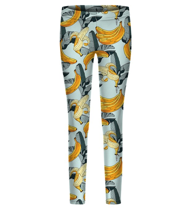 Banana World i leggings per i bambini Miniatura 1