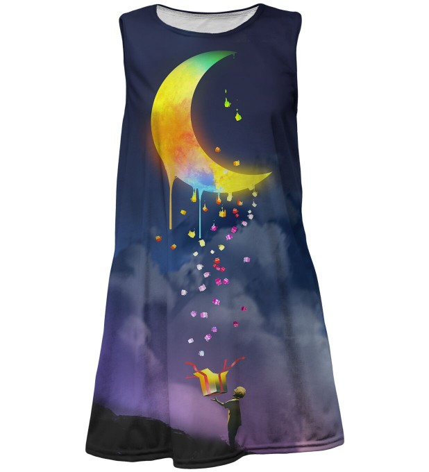 Gifts from the Moon summer dress for kids Miniatura 1
