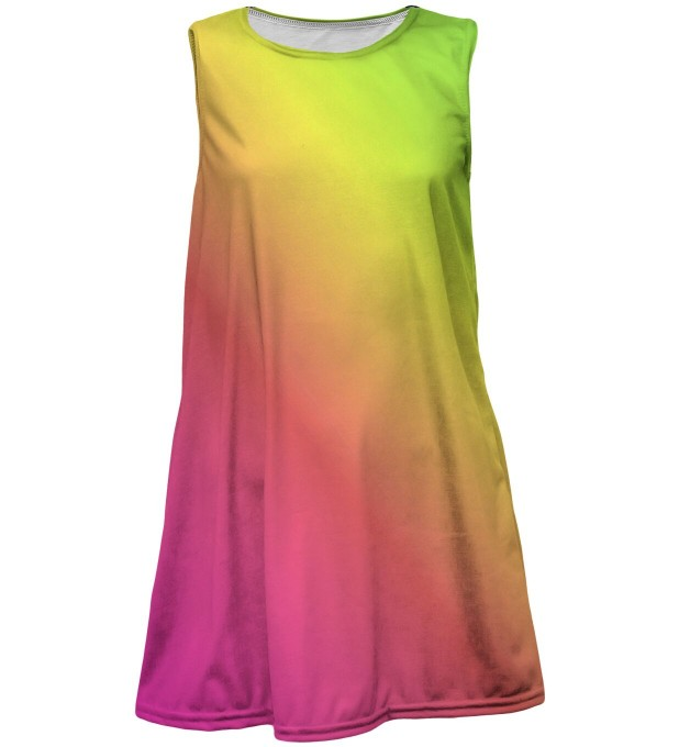 Summer Ombre summer dress for kids Thumbnail 1