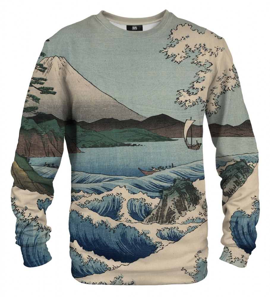 Mr. Gugu & Miss Go, The Sea of Satta sweater Immagine $i