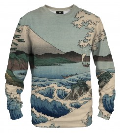 Mr. Gugu & Miss Go, The Sea of Satta sweater Thumbnail $i