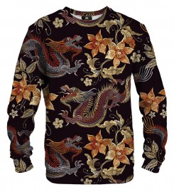 Mr. Gugu & Miss Go, Japanese Dragon sweater Thumbnail $i
