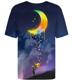 Mr. Gugu & Miss Go, Gifts from the Moon t-shirt Thumbnail $i