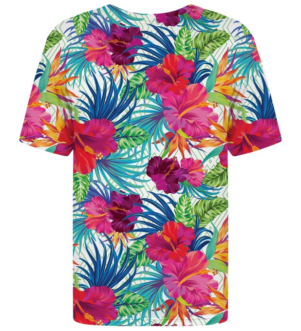 Jungle Flowers t-shirt Miniaturbild 2