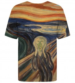 Mr. Gugu & Miss Go, T-shirt The Scream Miniatury $i