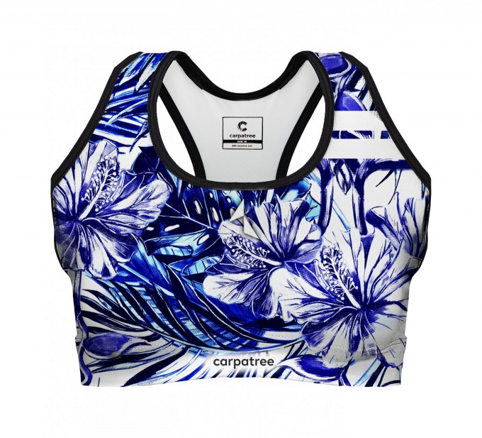 Blue Tropical Classic Bra аватар 1