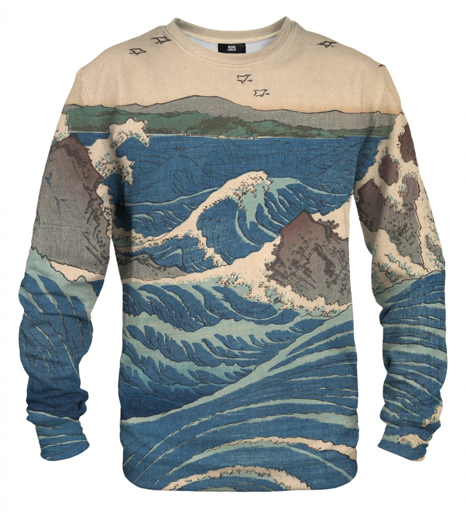 Mr. Gugu & Miss Go, Naruto Whirlpools sweater Image $i