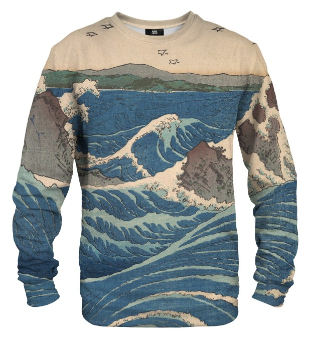 Naruto Whirlpools sweater Miniature 1