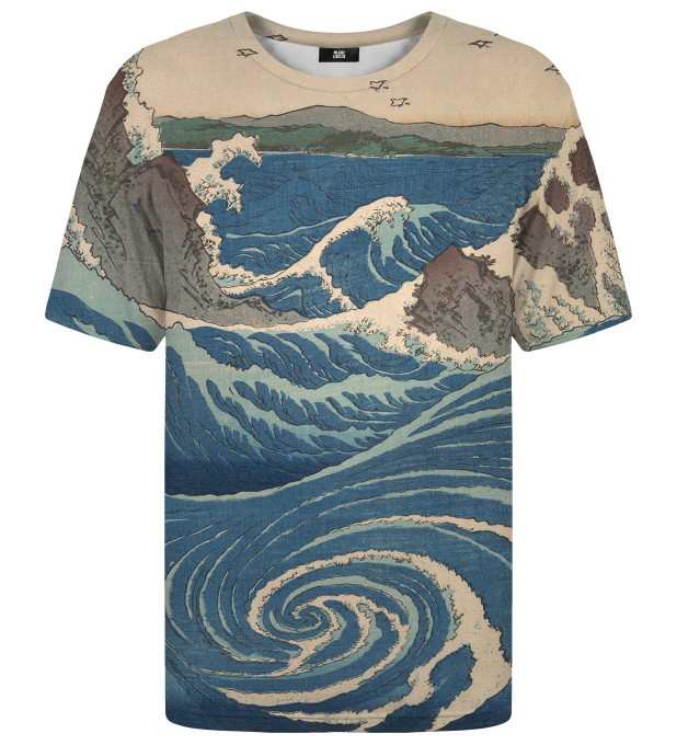 Naruto Whirlpools t-shirt аватар 2