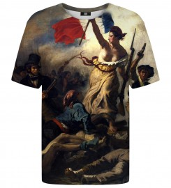 Mr. Gugu & Miss Go, Liberty Leading the People t-shirt Thumbnail $i