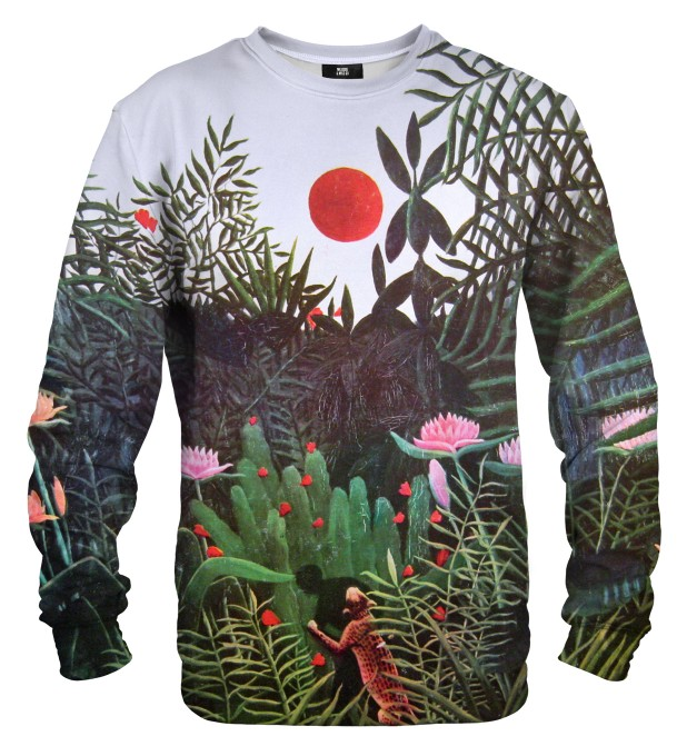Virgin Forest sweatshirt Miniaturbild 1