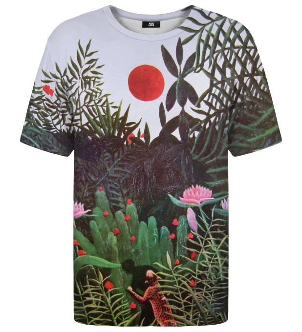 Virgin Forest t-shirt Thumbnail 2
