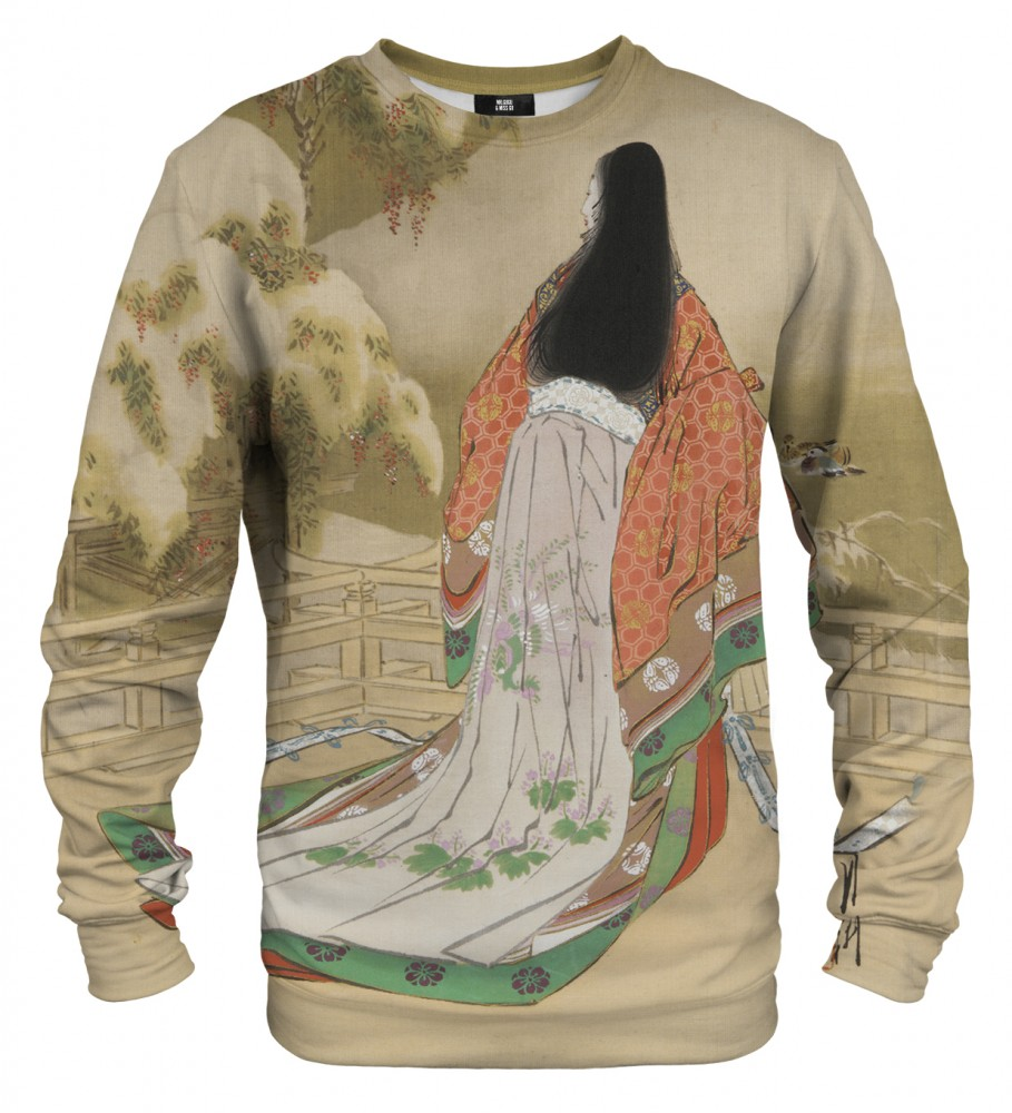 Mr. Gugu & Miss Go, Women in Daily Life sweater Image $i