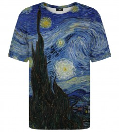 Mr. Gugu & Miss Go, The Starry Night t-shirt Thumbnail $i