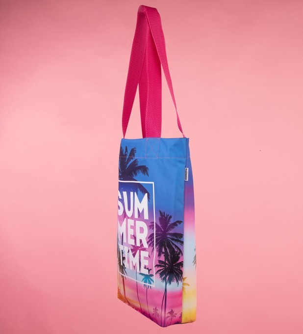 Summer Time beach bag Miniatura 2