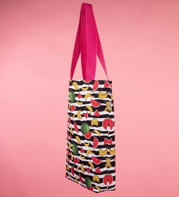 Fruits beach bag Miniatura 2