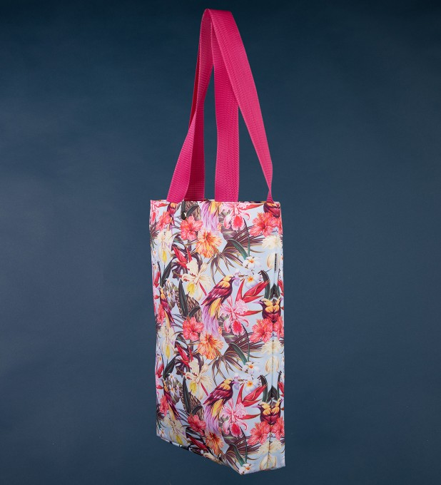 Tropical Beauty beach bag Miniature 2